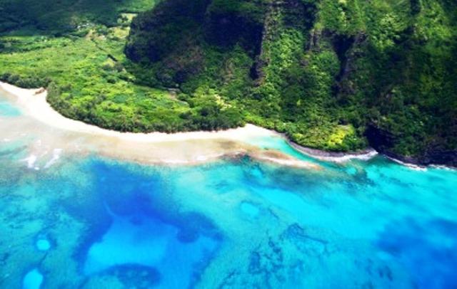 Pantai Paling Indah dan Mempesona - Pantai Kauai
