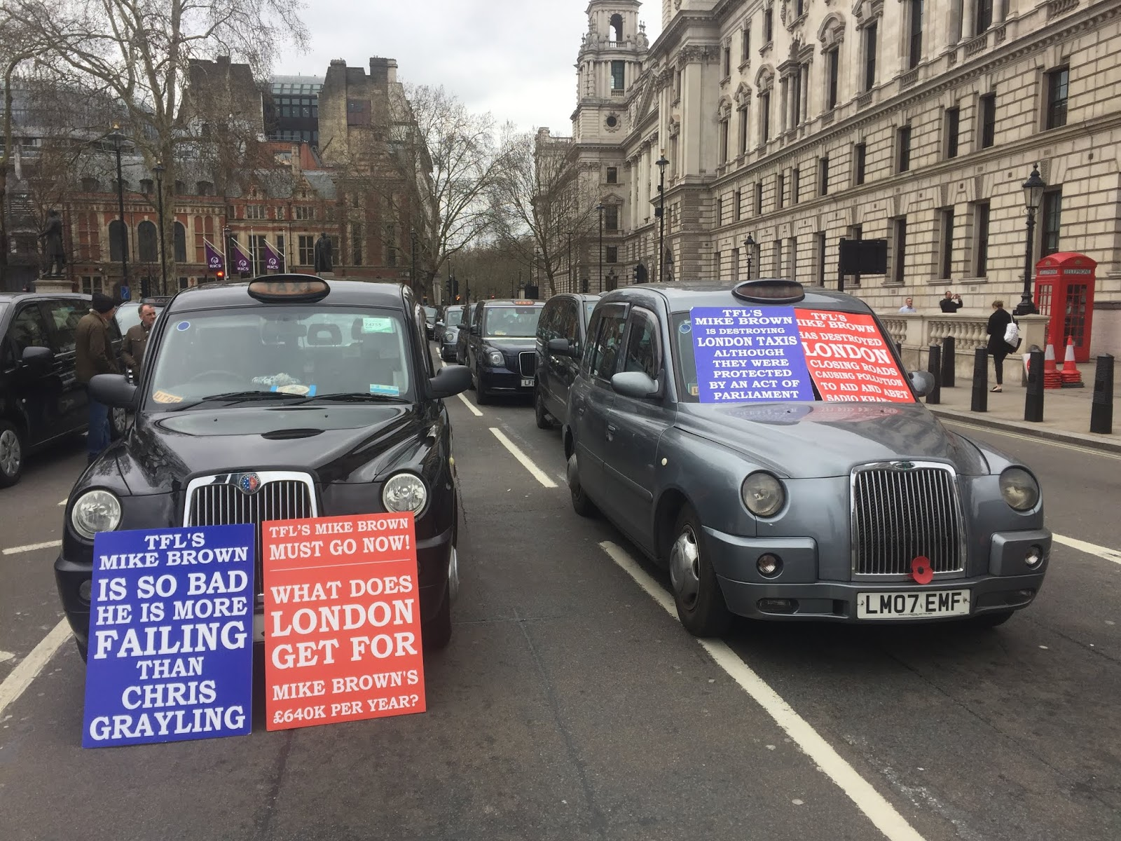 Taxi Leaks: Hackney Post : Lack of black cab access could