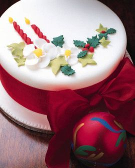 Unusual Christmas Cakes