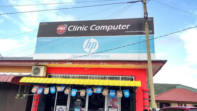 pro clinic computer marang