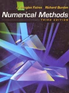 Numerical Methods by Burden and Faires eBook - Free ebook Download