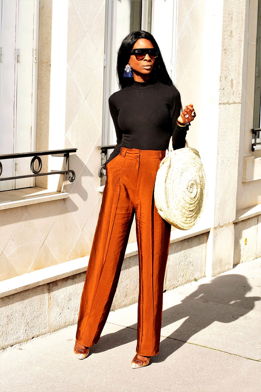 pantalon-large-chic-tendance-body-zara-chaussures-transparents