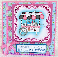 Featured Card at Petal Lu Challenge