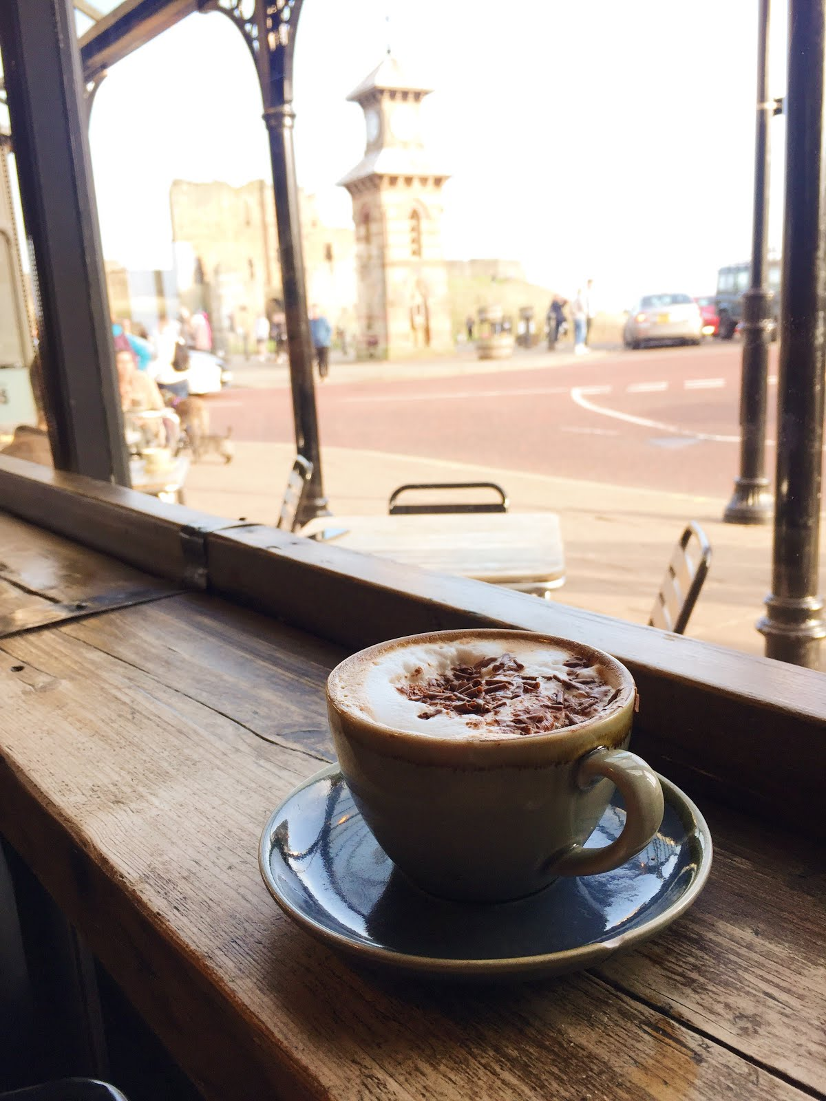 Mister Woods Coffee, Tynemouth