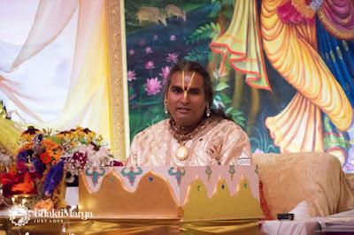 Paramahamsa vishwananda komentuje Bhagawad Gite