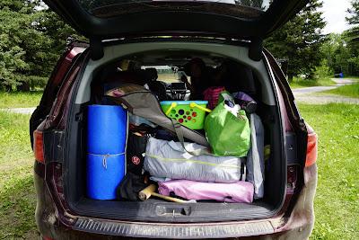 2018 Honda Odyssey Trunk