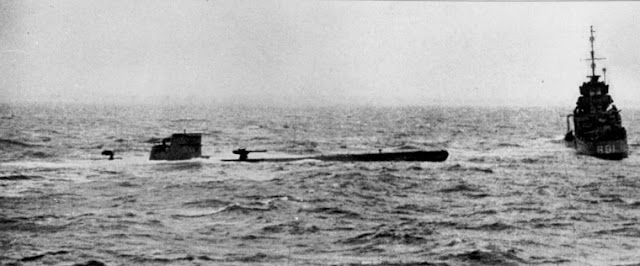 U-110 HMS Bulldog 9 May 1941 worldwartwo.filminspector.com