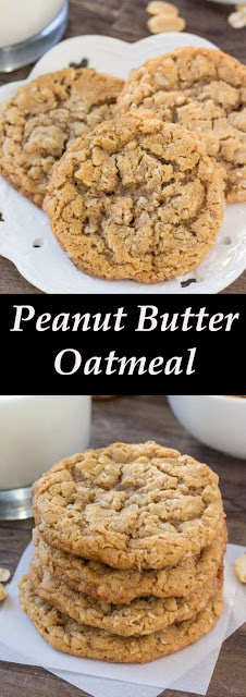 Peanut Butter Oatmeal Cookies Recipes