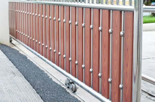 Automated Sliding Gate