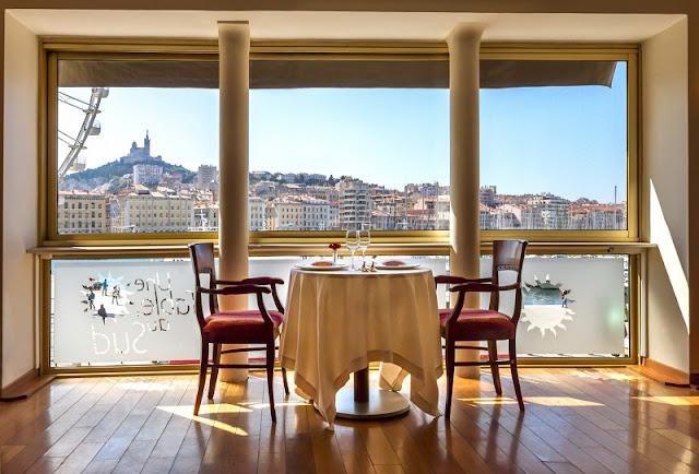 Une Table au Sud em Marselha