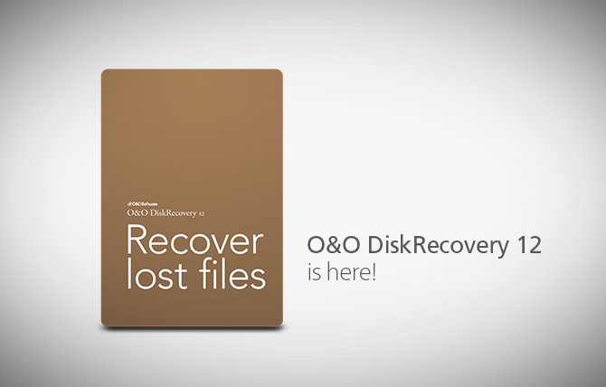 o&o diskrecovery 11 professional edition