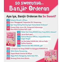 Buku So Sweetnya Banjir Orderan