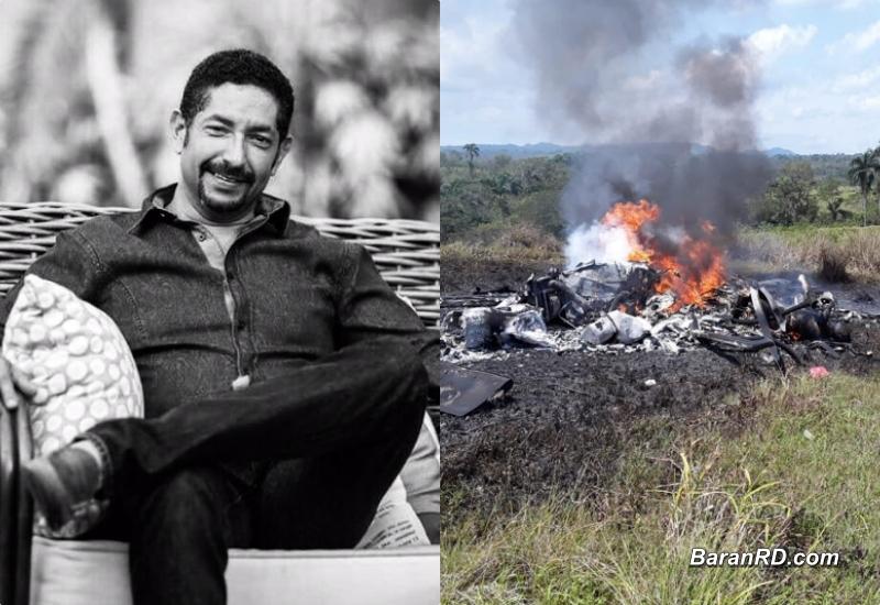 Presidente del Grupo Medrano muere tras desplome de helicóptero en Puerto Plata