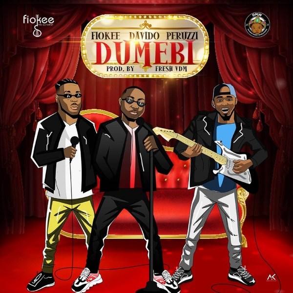 Fiokee Feat. Davido & Peruzzi - Dumebi