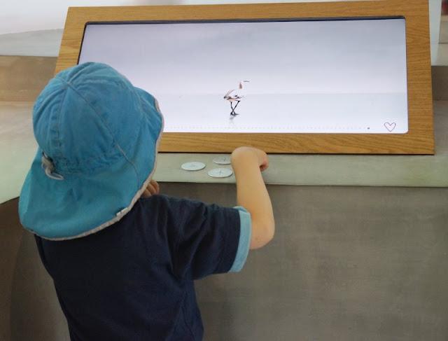 Im Watt in Dänemark: Unser Besuch im Vadehavscentret samt Wattenmeer-Tour. Auch für kleine Kinder gibt es viel zu entdecken und auszuprobieren.