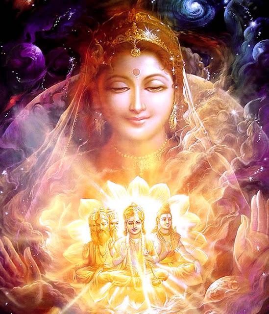 ¿Cuál es tu diosa hindú y qué mantra te define?