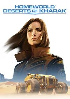 Homeworld Deserts of Kharak - PC (Download Completo em Torrent)
