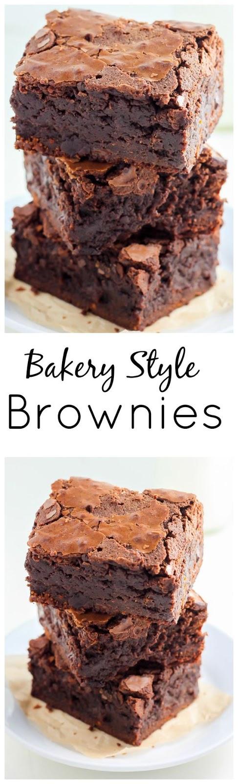 Baked Browníes
