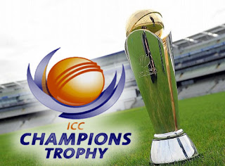 Champions Trophy 2017 Schedule