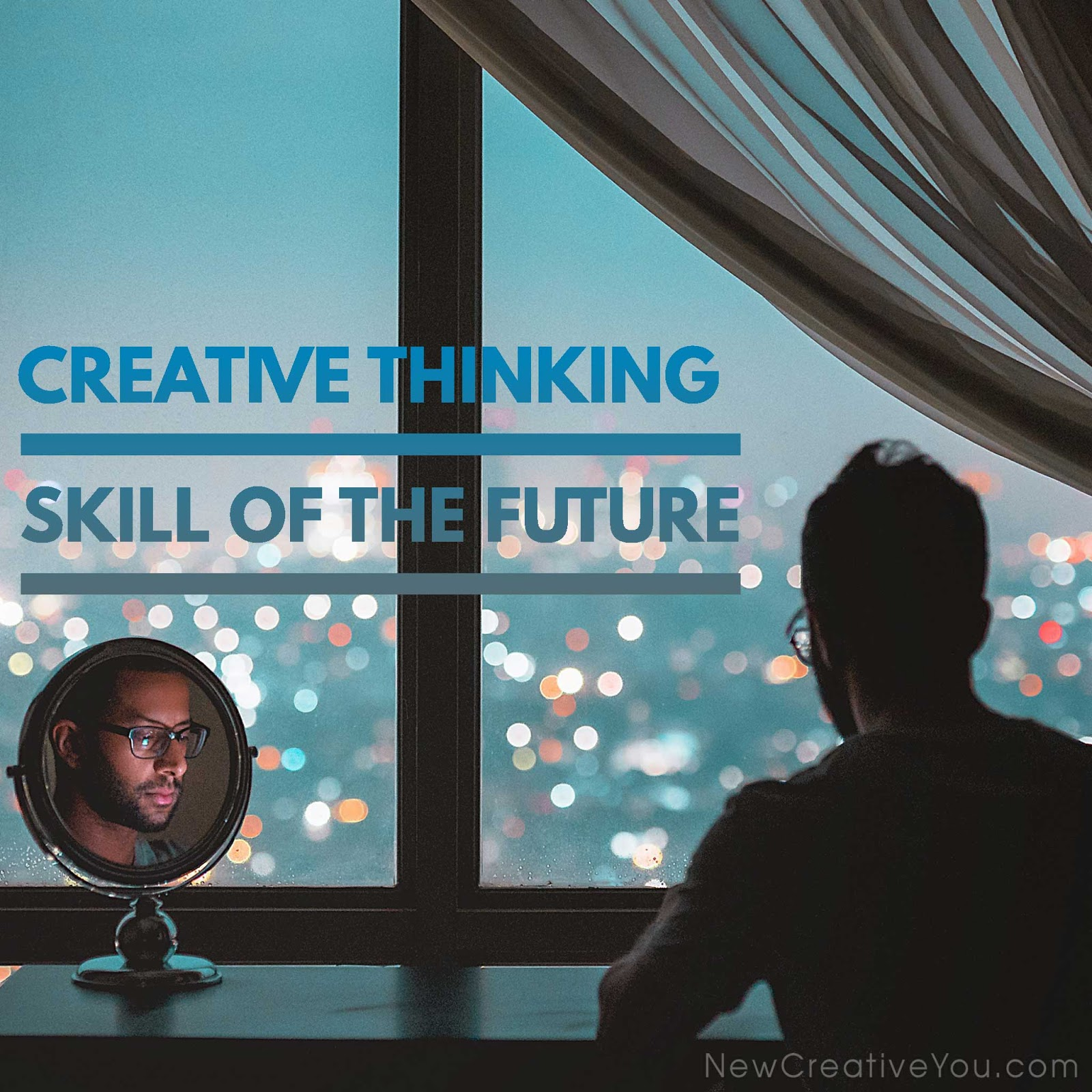 what is creative thinking