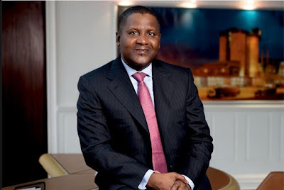 Dangote will become largest world exporter of rice in 2021- Adesina