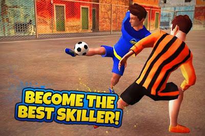 SkillTwins Football Game Apk v1.0 (Mod Money) Update Terbaru 2016 Gratis Download