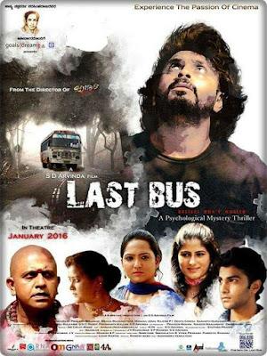 Last Bus 2019 Hindi Dubbed 480p HDRip 300MB