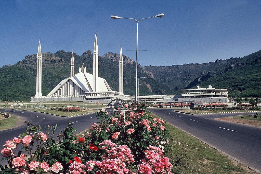 beauty of islamabad