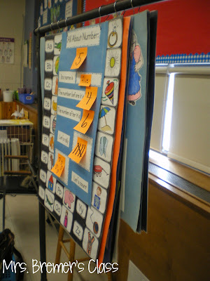 Teaching tips on how to use and store anchor charts in the classroom.