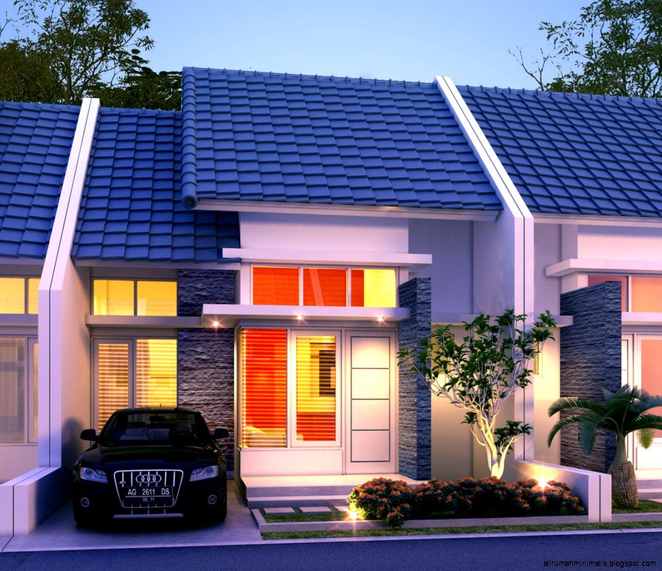 Foto Rumah Minimalis Tipe 36 | Design Rumah Minimalis