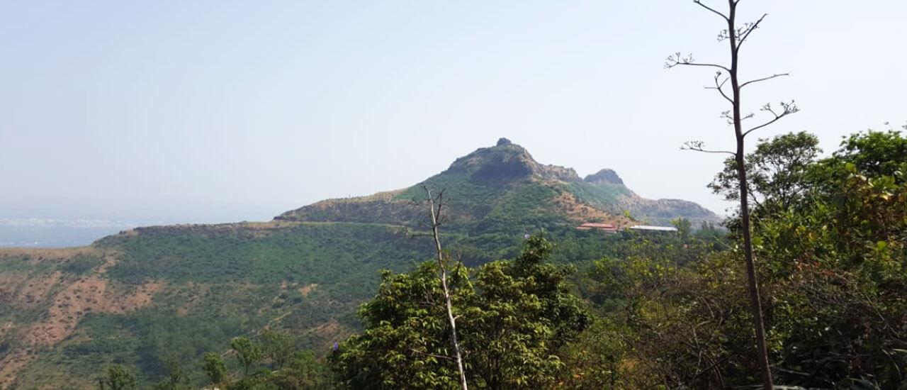 पुरंदर किल्ला - Purandar Fort