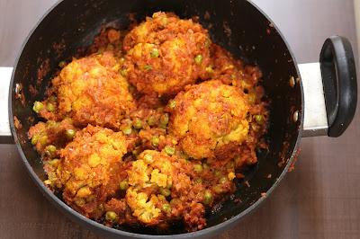 Stuffed Gobi recipe , masala gobi, Gobi masala