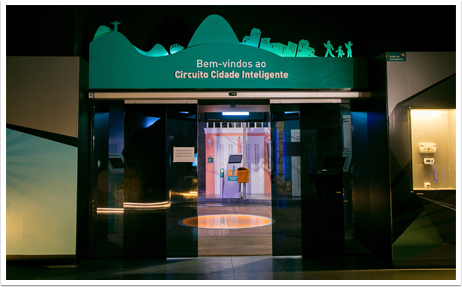 1c301396f6d No Circuito Cidade Inteligente você conhecerá um Centro de Demonstração de  Eficiência Energética e Smart Grid. Num ambiente cenográfico que simula  bairros ...