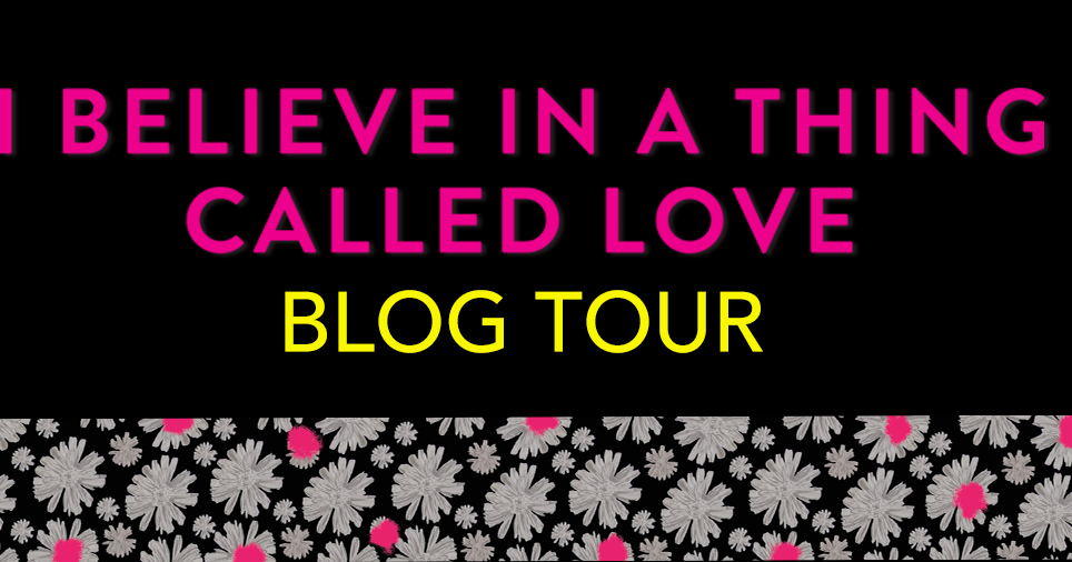 Love Is Not A Triangle Blog Tour I Believe In A Thing