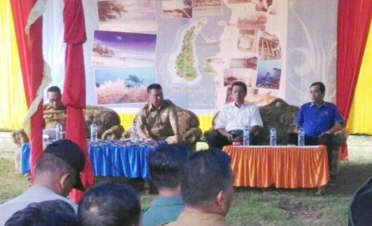 Bupati Hadiri Deklarasi Pasi Gusung, Jadi Gerbang Pariwisata Selayar