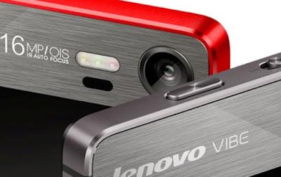 Spesifikasi dan harga Lenovo Vibe Shot