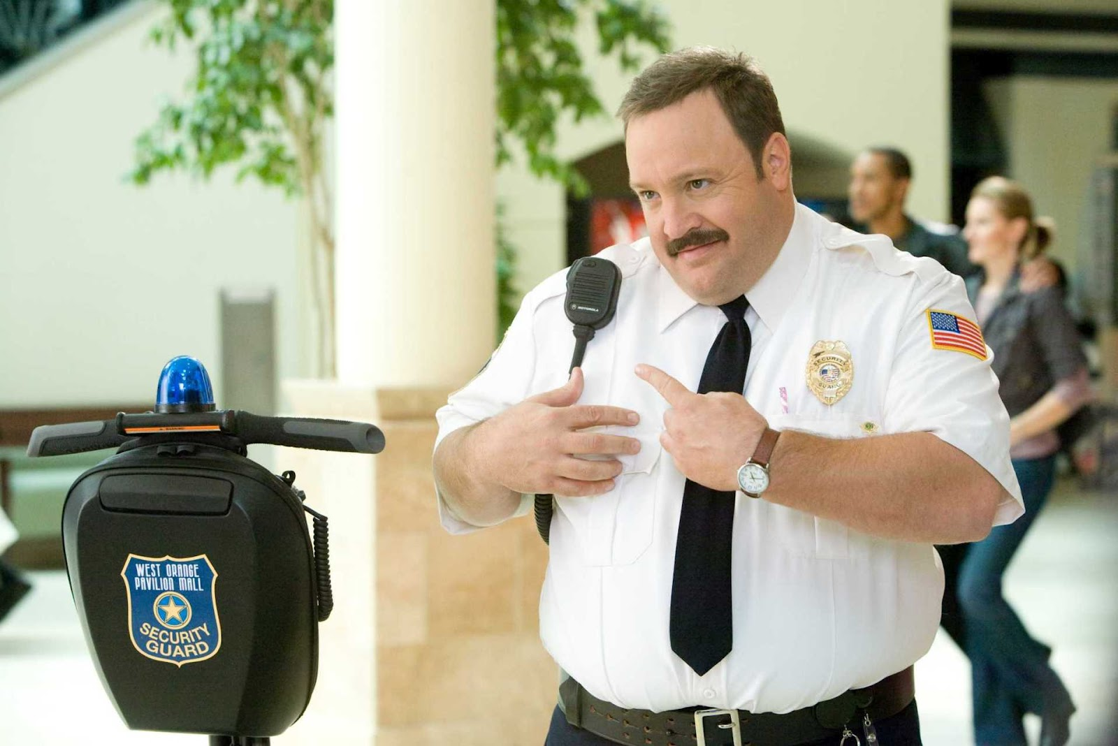 blue eyed night owl lovely movies paul blart mall cop