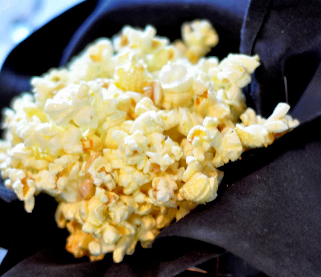 Truffled Popcorn - Carpe Diem - Napa, CA | Taste As You Go