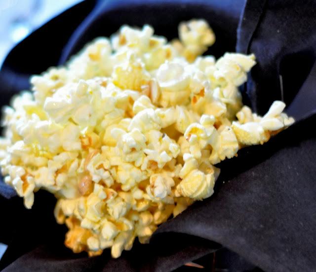 Truffled Popcorn - Carpe Diem - Napa, CA | Taste As You Go