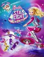 pelicula Barbie en una Aventura Espacial