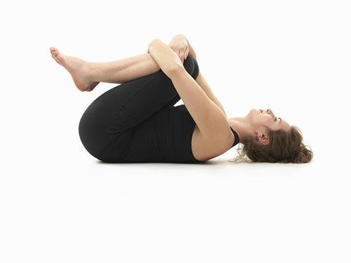 Cách giảm mỡ bụng bằng bài tập yoga