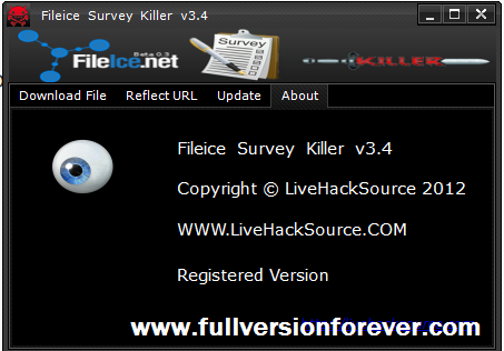 To files download fileice how without survey completing from