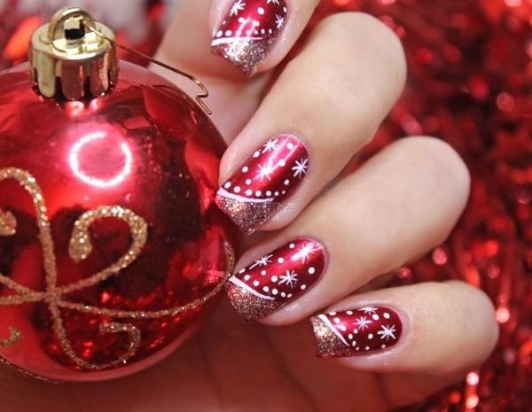 Diy Christmas Nail Art Craze Center