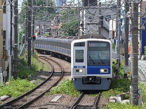 【ダイヤ改正で新設!】西武6000系の特急 清瀬行き