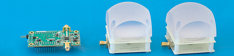 Impulse radar on a chip for medical, security, automotive and other