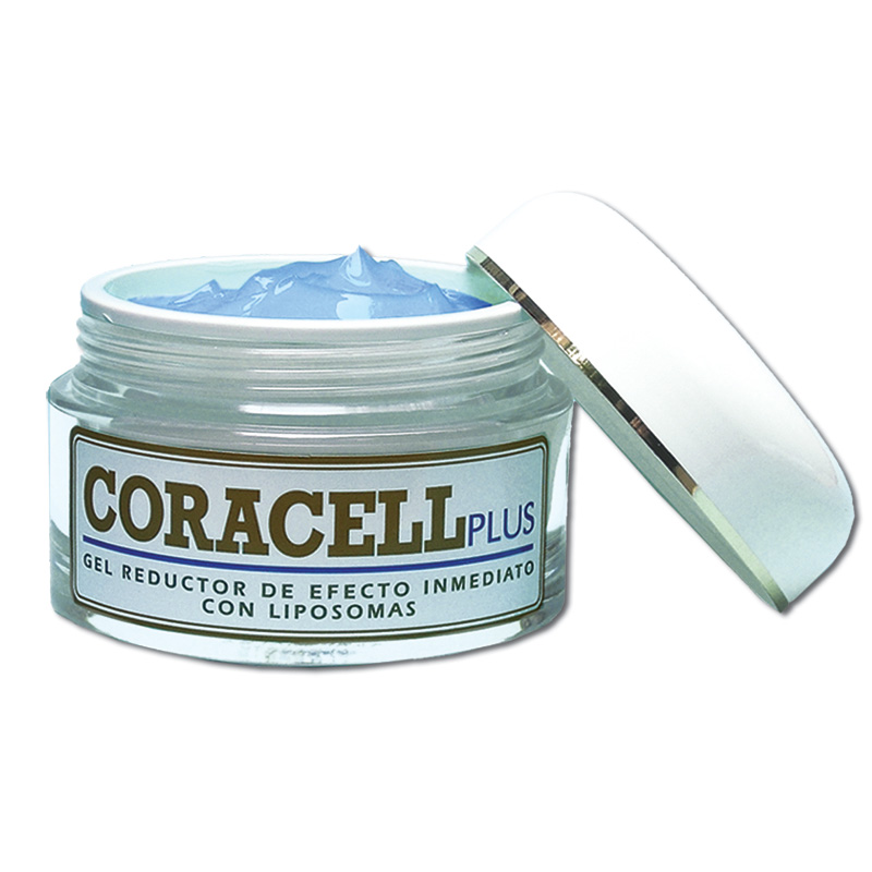 Coracell Plus gel reductor precio