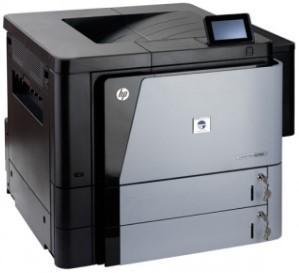 HP LaserJet Enterprise M806dn Driver