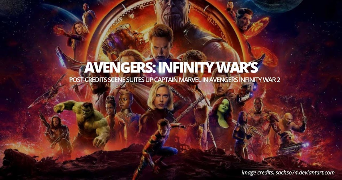 Avengers: Infinity War' Post-credits Scene, Explained