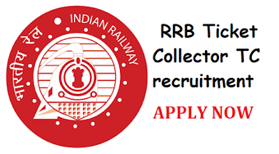 RRB Secunderabad TC 2018 - 2019 Recruitment