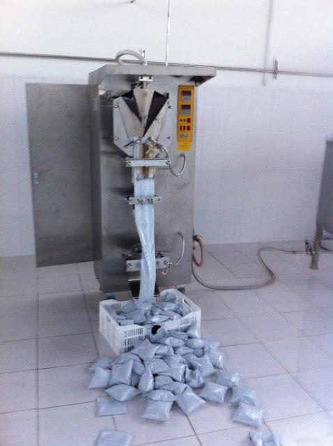 Embolsadora Automática en Perú